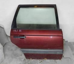 Дверь задняя правая VW Passat B3 универсал `