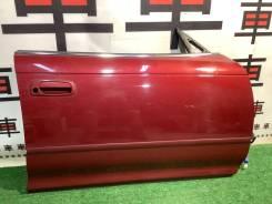 Дверь передняя правая Toyota Mark2 90 цвет 3K4 #8614