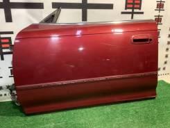 Дверь передняя левая Toyota Mark2 90 цвет 3K4 #8614 некомплект!
