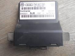 Блок управления (ЭБУ), Комфортом Volkswagen Caddy 3