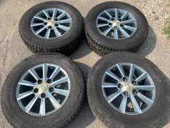Зимние колёса Toyota Land Cruiser 100 / 200 на шипах