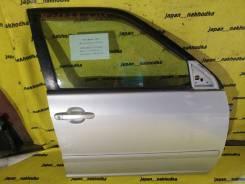 Дверь Toyota Succeed, Probox, правая передняя NCP51, 1NZFE (199)
