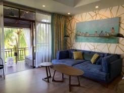 Продажа и аренда 82м2 вид на озеро, Пхукет, 700 м до пляжа Сурин