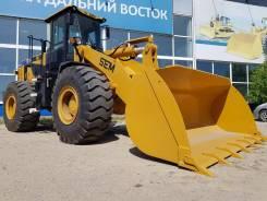 SEM. Новый фронтальный погрузчик 653D, в наличии в Хабаровске, 5 000кг., Дизельный, 3,00куб. м.