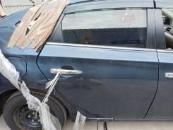 Дверь задняя правая (в сборе) Nissan Sylphy TB17