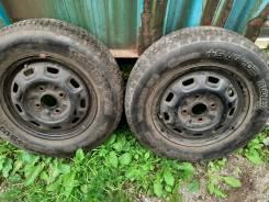 Продам 2 шины 185/70/R14 c дисками.