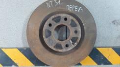 Диск тормозной передний Nissan X-Trail NT31