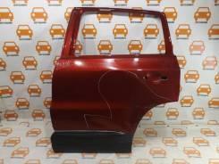 Дверь задняя левая Volkswagen Tiguan 2006-2017