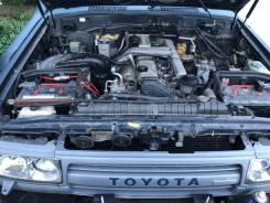 Мотор в сборе 1HD-T Toyota