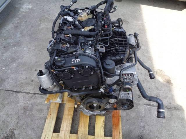 Двигатель Порше Макан 2.0I CYP комплектный