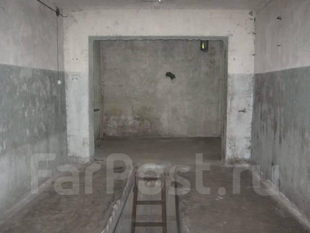 Боксы гаражные. улица Новоивановская 4а, р-н Луговая, электричество, подвал. Вид изнутри
