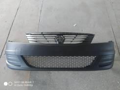 Бампер передний Renault Logan 10-14 г. в