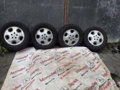 Комплект колес Mercedes VITO W638 215/65R15 A6384010002