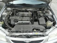 Двигатель zl-ve 130л. с Mazda Familia S-Wagon