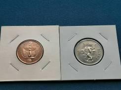 Соломоновы острова набор из 2 монет