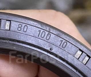 Сальник 80*100*10 HTCL коленвала задний Nissan 12279-58S00