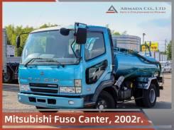 Mitsubishi Fuso Canter. Ассенизатор Fuso (Mitsubishi) Canter, 7 500куб. см. Под заказ