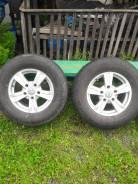 Колёса 245/70 r16 Ц/О: 95.3 mm.5x139.7