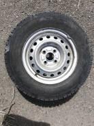 Продам одно колесо летней резины 165 R13 6PR LT-грузовая