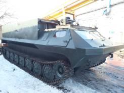 Бурагрегат МТЛБУ. Продам буровую установку УРБ-2А2 на базе МТЛБу, 4 750куб. см., 4 000кг., 18 000кг.