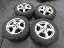 Комплект летних колес на литье. Без пр. по РФ 195/65/15 F-48