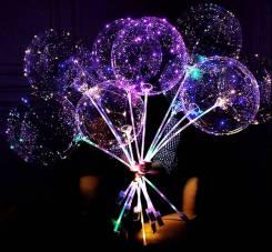 Подработка! Требуется продавец светящихся шаров.