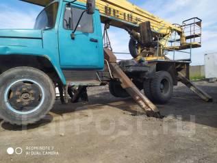 ГАЗ 3307. Продается автовышка ВС 18 , 4 600куб. см., 18,00м.