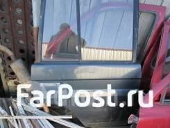 Дверь задняя правая на Toyota Prado LJ78