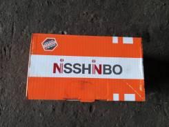 Колодки тормозные передние Nisshinbo NP1006