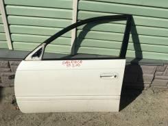 Дверь передняя левая Toyota Caldina ST215
