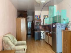 1-комнатная, улица Толстого 5г. Толстого (Буссе), агентство, 33,0кв.м. Комната