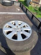 Шины и диски на Toyota Camry