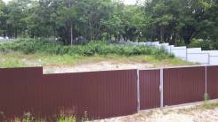 Земельный участок в Приисковом. 1 558кв.м., аренда. Фото участка