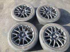 Комплект летних колес на литье. Без пр. по РФ 215/55/17 IN20-7