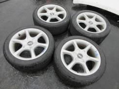 Комплект летних колес на литье. Без пр. по РФ 225/45/17 Z-1
