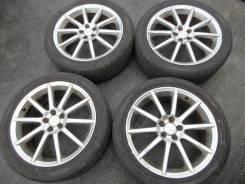 Комплект летних колес на литье. Без пр. по РФ 225/45/18 ZV-2