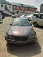 BMW 3-Series. E46, M54B22