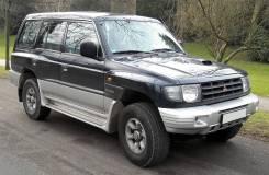 Mitsubishi Pajero. Продам документы от , терминатор 1997г.