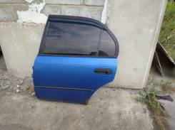 Дверь боковая задняя левая Toyota Corolla ae100