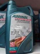 Addinol. 5W-50, синтетическое, 1,00л.