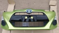 Бампер в сборе Toyota Aqua NHP10 Оригинал! 2 модель!