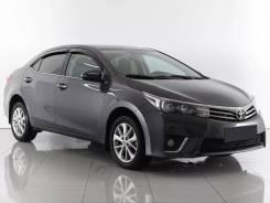 Toyota Corolla. ПТС 2014, серый 1,6 механика