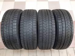 Pirelli Ice Asimmetrico. зимние, без шипов, 2015 год, б/у, износ до 5%