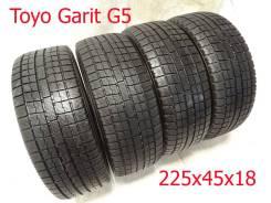 Toyo Garit G5. зимние, без шипов, 2014 год, б/у, износ 5%