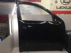 Дверь передняя правая б. у. оригинал состояние идеальное черная [760042J010] для Kia Mohave [арт. 514216]