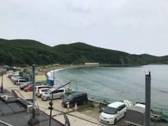 Дом на китайском пляже. Сдаётся на срок не менее 2 суток. От частного лица (собственник). Вид из окна