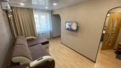 1-комнатная, улица Адмирала Кузнецова 50б. 64, 71 микрорайоны, 28,0кв.м. Вторая фотография комнаты