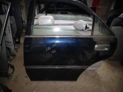 Продам дверь заднюю левую Toyota crown Jzs 175