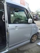 Дверь Suzuki Solio MA15S K12B, правая передняя