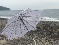 Вязаный зонтик